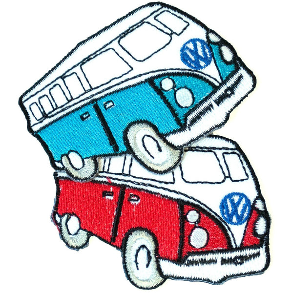 VW Bus Patches - Cali Kind Clothing Co.