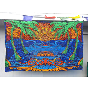 3D Epic Surf Tapestry