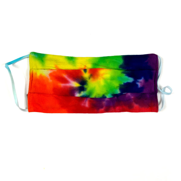 Tie Dye Cozy Face Mask