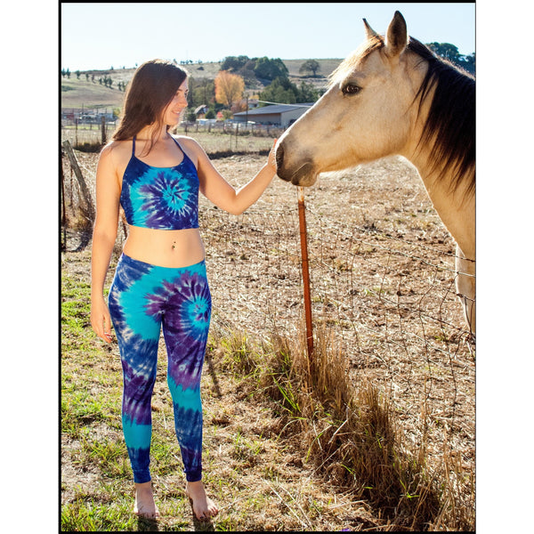Long Leggings - Cali Kind Clothing Co.