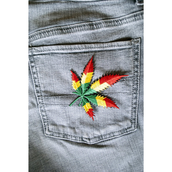 Leaf Patches - Cali Kind Clothing Co.