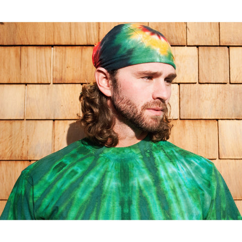 Cotton Tie-dye Skull Cap - Cali Kind Clothing Co.