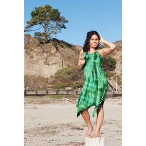 Tie Up Dress - Cali Kind Clothing Co.