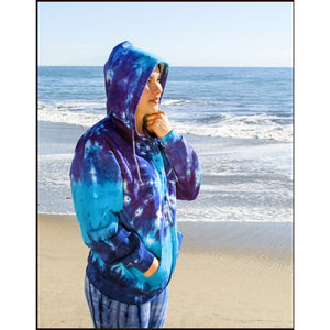 Zip-Up Hoodie - Cali Kind Clothing Co.