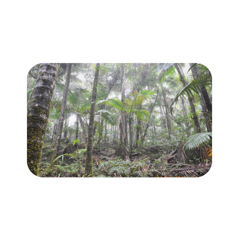 Bath Mat - The Cloud forest - El Yunque PR
