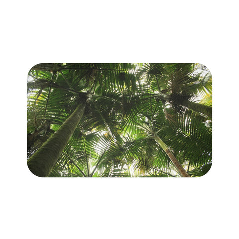 Bath Mat - Holy Spirit river explorations - The sierra palm forest - El Yunque PR