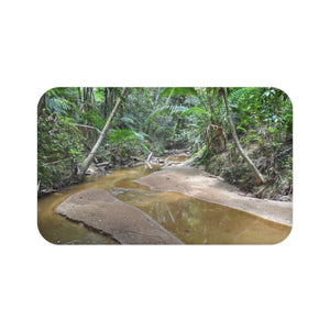 Bath Mat - Holy Spirit river explorations - El Yunque PR - myAwesomeHome.store