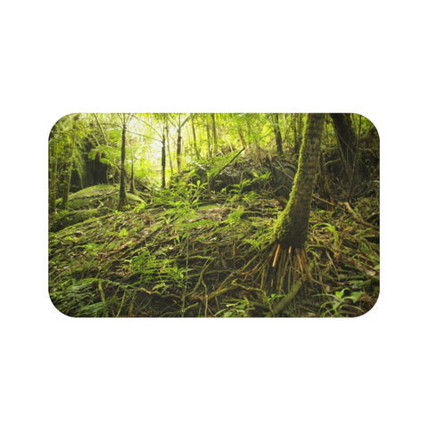 Bath Mat - Holy Spirit river explorations - El Yunque PR
