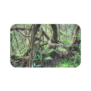 Bath Mat - Holy Spirit river explorations - El Yunque PR (bundle)
