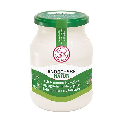 Yaourt Nature 500g Andechser