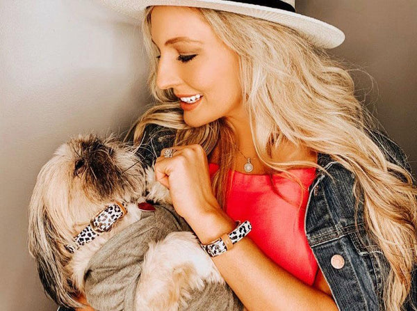 FriendshipCollar Reps: Logan & Lilly