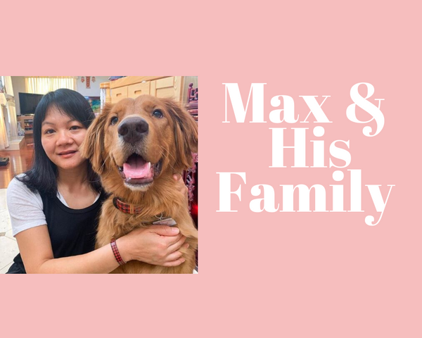 Max & his Family