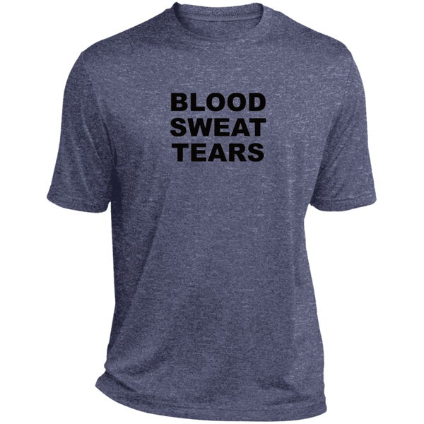 BLOOD SWEAT TEARS Dri-Fit Performance T-Shirt