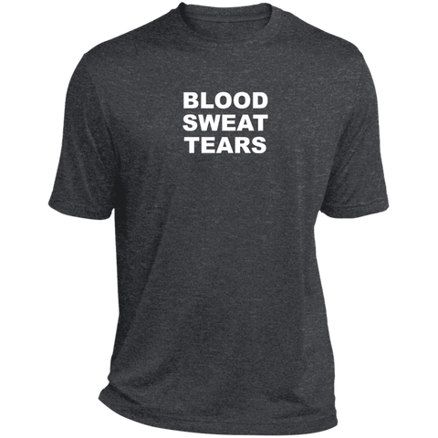 BLOOD SWEAT TEARS (W) Dri-Fit Performance T-Shirt