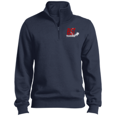 BST LOGO 1/4 Zip Sweatshirt