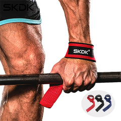 Weight Lifting Wrist to Bar Wraps