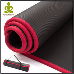10MM Extra Thick High Quality NRB Non-slip Yoga Mat