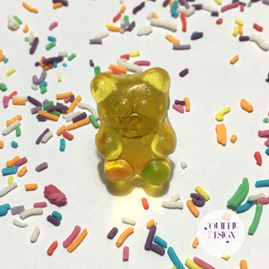 Yummy Gummy Bear Pins by Squibble Design
