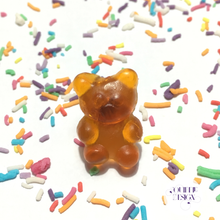 Load image into Gallery viewer, Yummy Gummy Bear Pins by Squibble Design