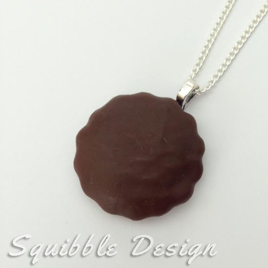 Mini Toffee Pop Pendant
