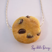Load image into Gallery viewer, Choc Chip Cookie Pendant
