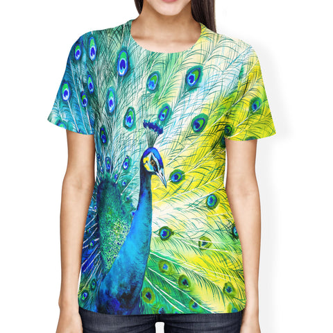 Peacock Ladies' T-shirt