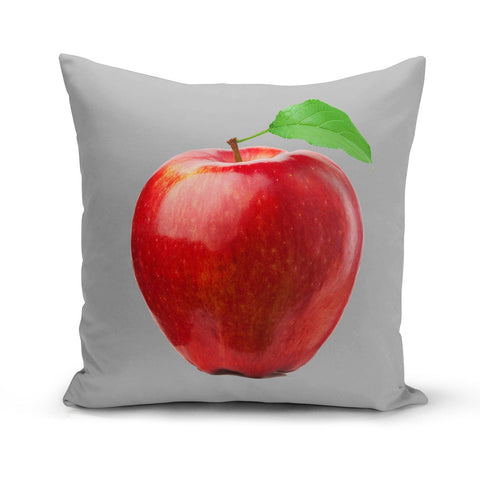 Apple Pillow Cover