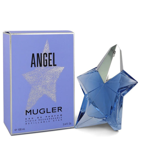Angel Standing Star Eau De Parfum Spray Refillable By Thierry Mugler