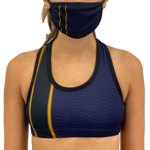 Baltimore Football Sports Bra
