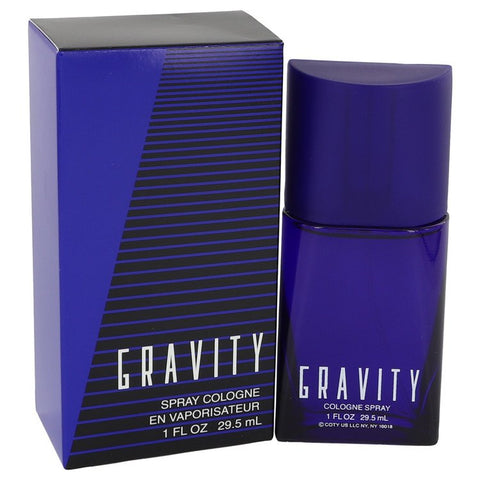 Gravity Cologne Spray By Coty