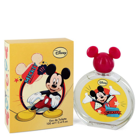 MICKEY Mouse by Disney Eau De Toilette Spray (Packaging may vary) 3.4 oz for Men