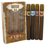 Cuba Gold Gift Set By Fragluxe