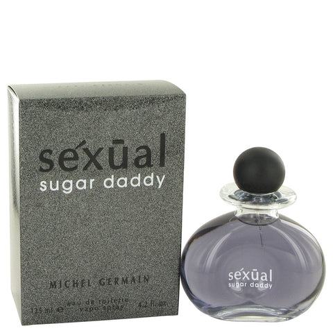 Sexual Sugar Daddy by Michel Germain Eau De Toilette Spray 4.2 oz for Men