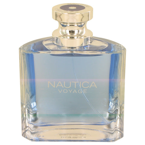 Nautica Voyage by Nautica Eau De Toilette Spray (Tester) 3.4 oz for Men