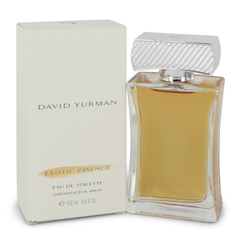 David Yurman Exotic Essence Eau De Toilette Spray By David Yurman