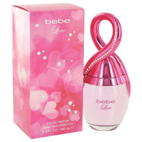 Bebe Love Eau De Parfum Spray By Bebe
