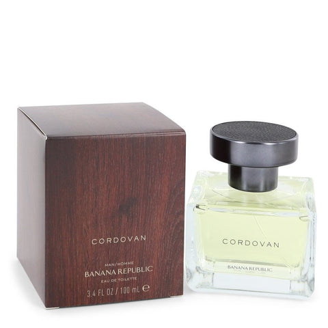 Cordovan Eau De Toilette Spray By Banana Republic