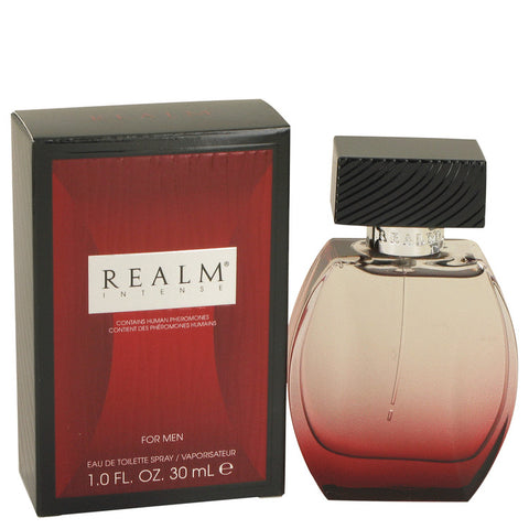 Realm Intense by Erox Eau De Toilette Spray 1 oz for Men
