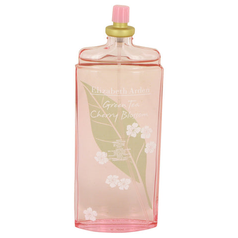 Green Tea Cherry Blossom Eau De Toilette Spray (Tester) By Elizabeth Arden