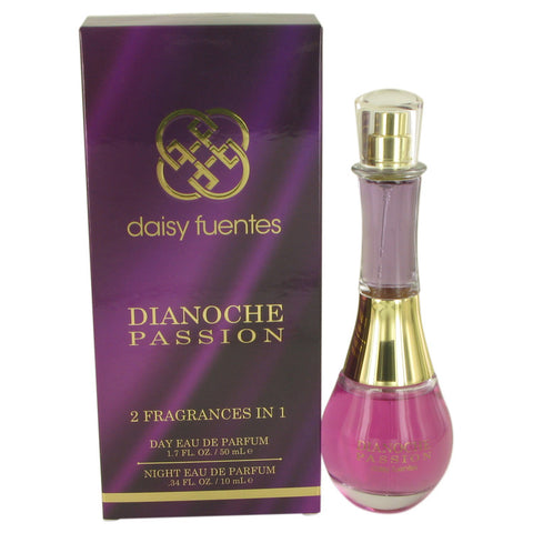 Dianoche Passion Includes Two Fragrances Day 1.7 oz and Night .34 oz Eau De Parfum Spray By Daisy Fuentes