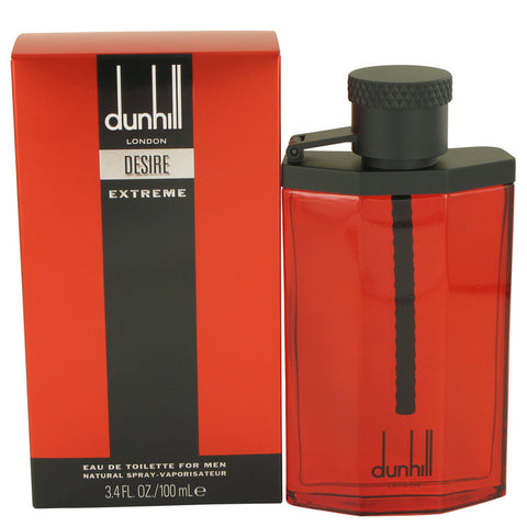 Desire Red Extreme Eau De Toilette Spray By Alfred Dunhill