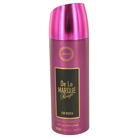 Armaf De La Marque Rouge Body Spray (Alcohol Free) By Armaf