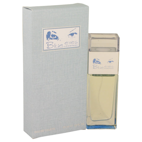 Blue Eyes Eau De Toilette Spray By Rampage