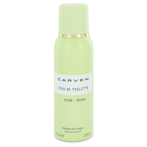 Carven L'eau De Toilette Deodorant Spray (Tester) By Carven