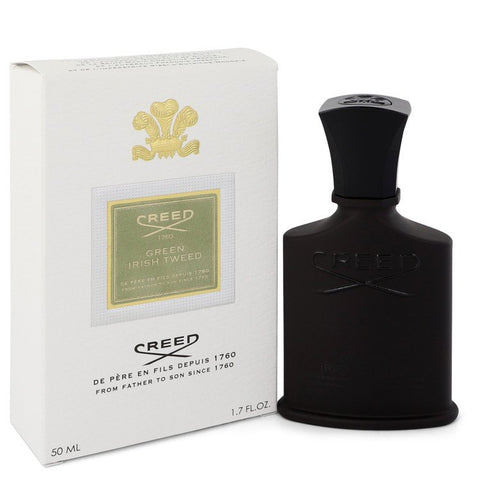 Green Irish Tweed Eau De Parfum Spray (Unisex) By Creed