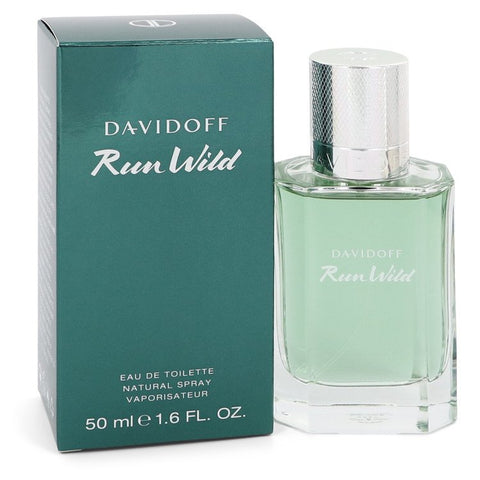Davidoff Run Wild Eau De Toilette Spray By Davidoff