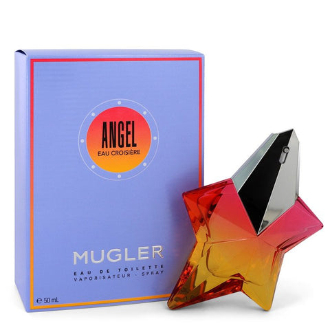 Angel Eau Croisiere by Thierry Mugler Eau De Toilette Spray 1.7 oz for Women