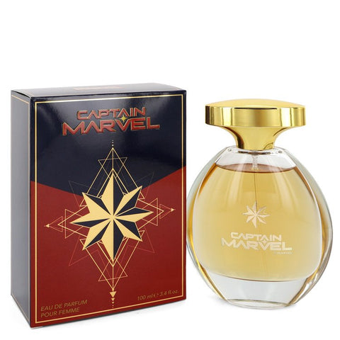 Captain Marvel Eau De Parfum Spray By Marvel