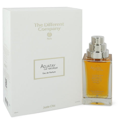 Adjatay Cuir Narcotique Eau De Parfum Spray By The Different Company