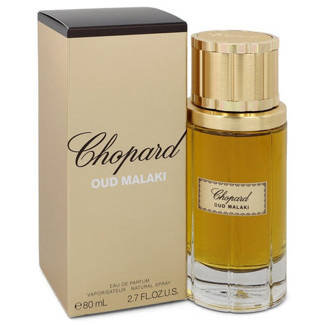 Chopard Oud Malaki Eau De Parfum Spray (Unisex) By Chopard